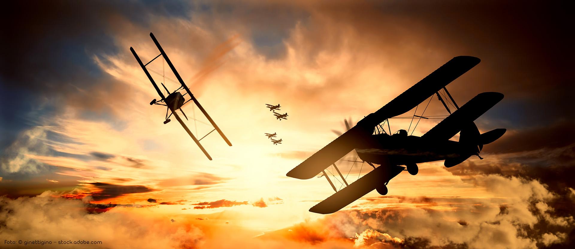Was Speed Reading mit Kampfpiloten zu tun hat
