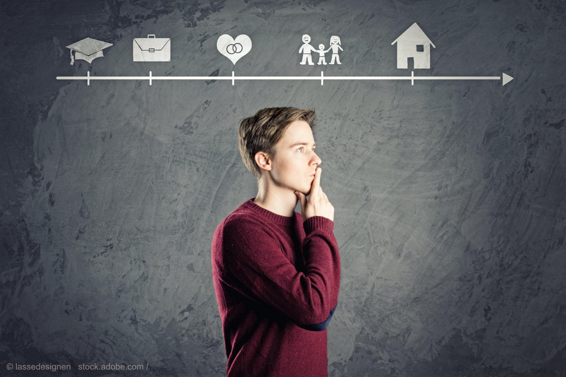 Read more about the article Es gibt keine Bedienungsanleitung für dein Leben